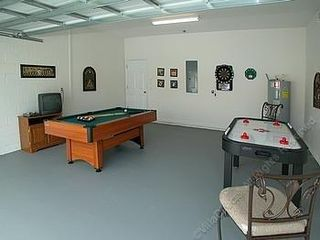 Emerald Island villa photo - Game room