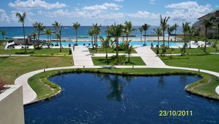 Punta Cana apartment photo - condo view