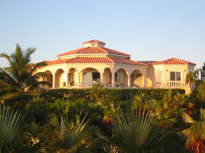 The Grand Ocean Front Estate of Villa de Palmas