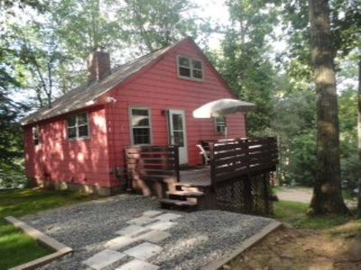 Holland cottage rental - cozy cottage