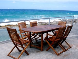 St. Croix villa photo - Dine by the Caribbean and watch the sunsets