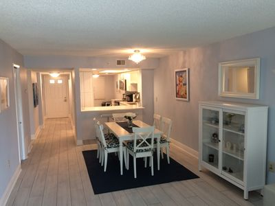 A newly renovated 2-BR beachfront rental perfect for families and couples.