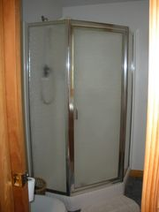 Antrim house photo - Corner Shower Unit
