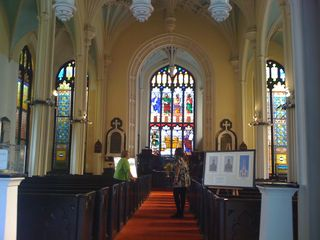 Charleston house photo - Beautiful Churches in walking distance and open for Tours