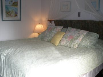 Second air conditioned king bedroom