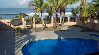Puntarenas City estate photo - View from the 360 degree balcony.