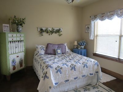 Bluebonnet Bedroom