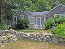 House with deck offering spectacular views - West Tisbury cottage vacation rental photo