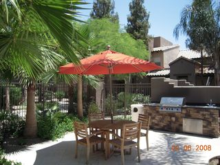 Scottsdale condo photo - BBQ by the pool