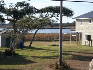 North Topsail Beach cottage photo - Another wonderful water view.