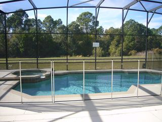 Highlands Reserve house photo - Large Swimming Pool & Spa - Very Private