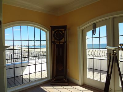 Hampton Beach condo rental - On the beach and a stunning view from every room