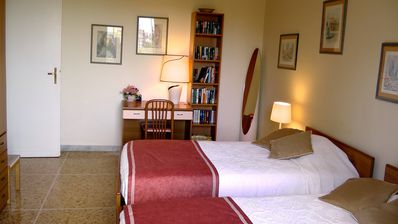 Monte Sacro apartment rental - Another view of bedroom