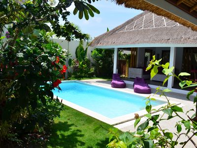 Recent villa, nice benefits, neat decoration, good value for money