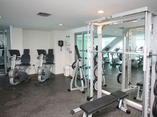 Cupecoy condo photo - Gym