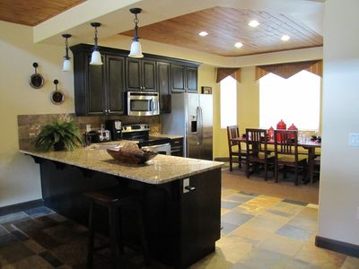 Decorator Kitchen & Dining Area