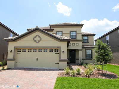 Championsgate - Pool Home 5bd/4.5ba - Sleeps 10 - Platinum