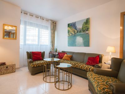 Cozy and comfortable apartment in Murcia center