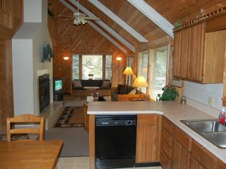 Crystal Mountain, Thompsonville house photo - Kitchen/Great Room