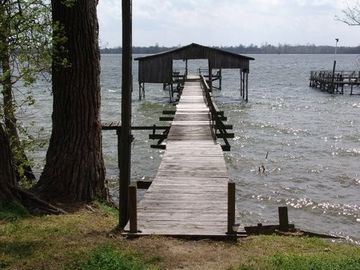 Horseshoe Lake house rental - This way to Heaven