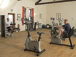 Fully equiped gym completed 2008