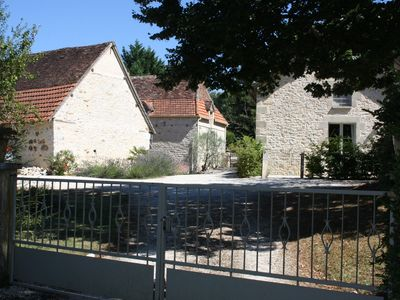 Olive Tree Cottage 2-4 people, the Fig Tree house 4-6 people in the heart of Quercy. - Gîte l'OLIVIER