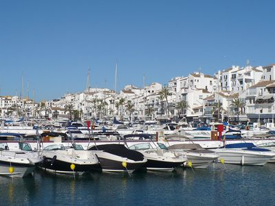 Luxury 3 Bed Apartment near Puerto Banus - 2018 at 2016 prices