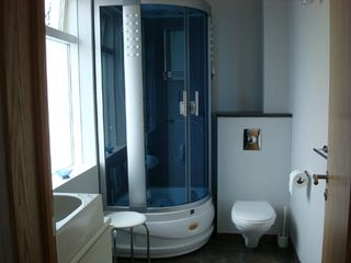 Reykjavik apartment photo - Bathroom with luxury walk-in shower