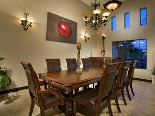 Scottsdale estate photo - Formal Dining Room