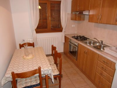 Rovinj City apartment rental