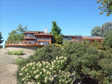 Murrieta chateau / country house rental - There is a view of every mountain range from the view deck!!