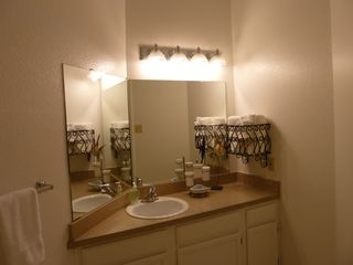 North Padre Island condo photo - Spacious Master Bath