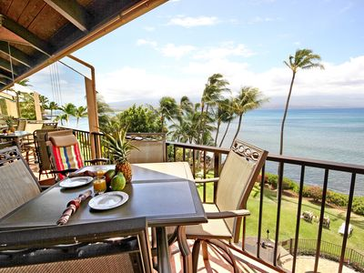 Beautiful panoramic view form the lanai