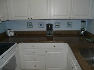 Indian Shores condo photo - Fully equipped kitchen