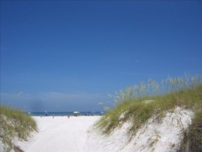 Clearwater Beach house rental - Private Beach - merely 2 mins stroll from SEA SHELLS.