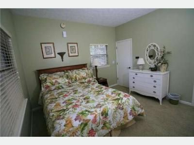 Ponte Vedra Beach house rental - The 3rd bedroom has its own bath and a private entrance
