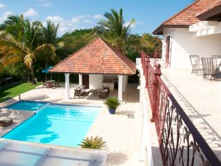 Punta Cana house photo - pool and jacuzzi