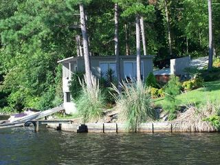 Lake Greenwood cottage photo - Boathouse