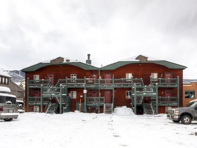 Panorama Alpine in Winter Breckenridge Condo Rentals