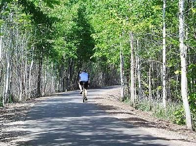 Betsie Valley Trail for Biking and Walking