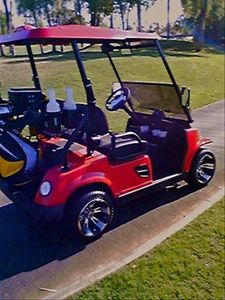 WE CAN RENT A STREET-LEGAL GOLF CART FOR OUR GUESTS TO CRUZ AROUND LA QUINTA