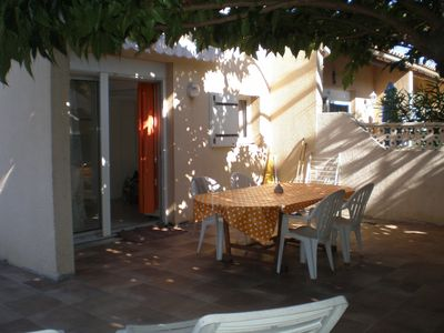Little house very comfortable, 500 meters from the beach