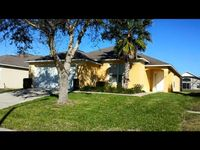 Newly Renovated 4 Bedroom Villa Private Pool 15 Mins From Disney Gated Community