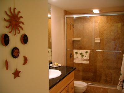 Georgeous bathrooms