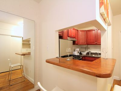 Upper East Side condo rental