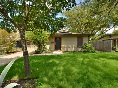 Great north of downtown location! - Recently landscaped and looking green!