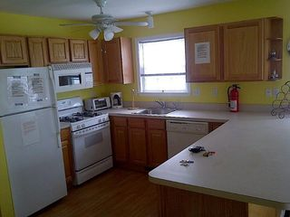 Fully equipped kitchen. - Wildwood condo vacation rental photo