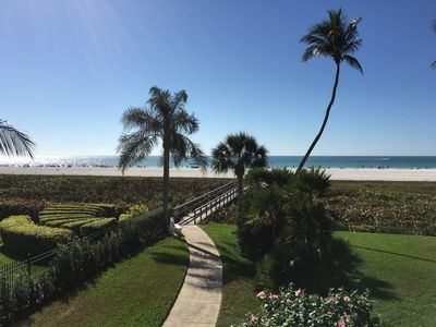 Luxury on the beach and newly completely remodeled!