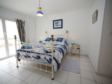 double bedroom ground floor with ensuite