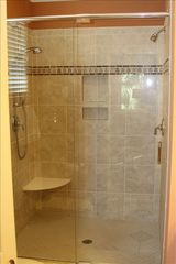Wrightsville Beach condo photo - Master bath with double headed shower